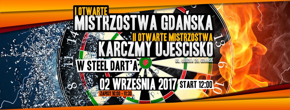 I Otwarte Mistrzostwa Gdańska i II Otwarte Mistrzostwa Karczmy Ujeścisko
